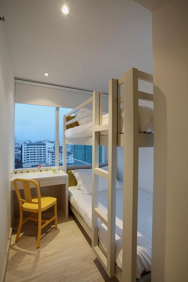 Centara Watergate Pavillion Hotel Bangkok- Family Suite Room- 006