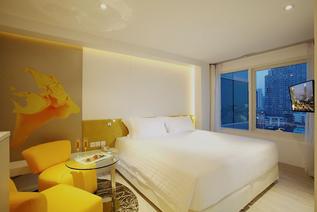 Centara Watergate Pavillion Hotel Bangkok- Family Suite Room- 009
