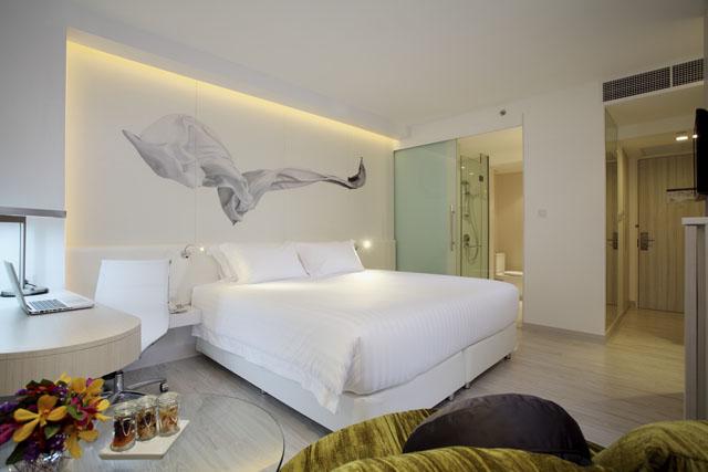 Centara Watergate Pavillion Hotel Bangkok-  Superior King room 1 - 14