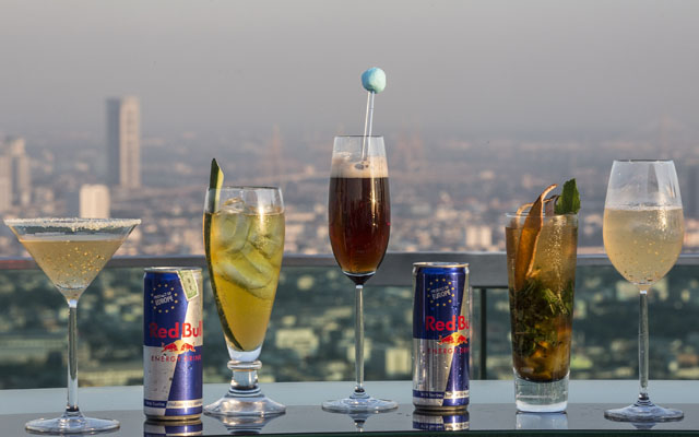 Exclusive European Red Bull_Sky Bar