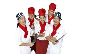 Feast on a Friends & Family Japanese Medley at Benihana