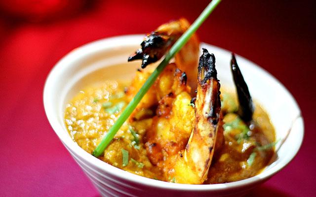 Kadhai Shrimps
