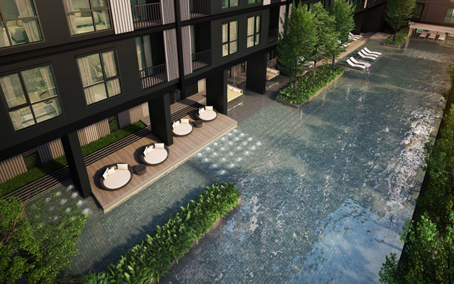THE BASE Height - Udonthani_POOL1
