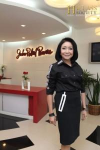 Thailand Diva ณภัสวรรณ จิลลานนท์ Hi-Class Society 03