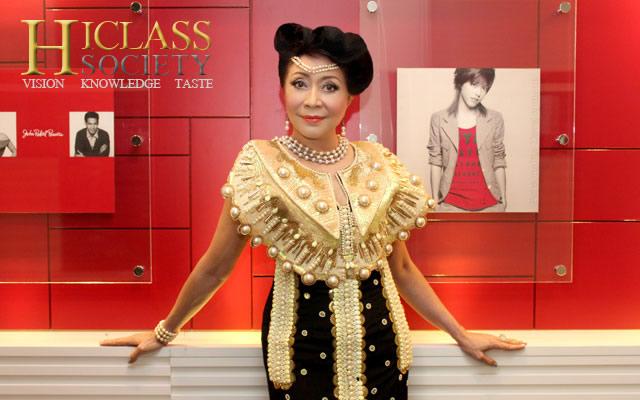 Thailand Diva ณภัสวรรณ จิลลานนท์ Hi-Class Society