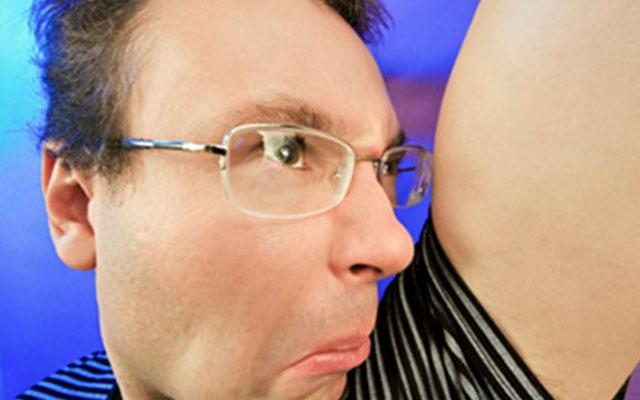 armpit stink