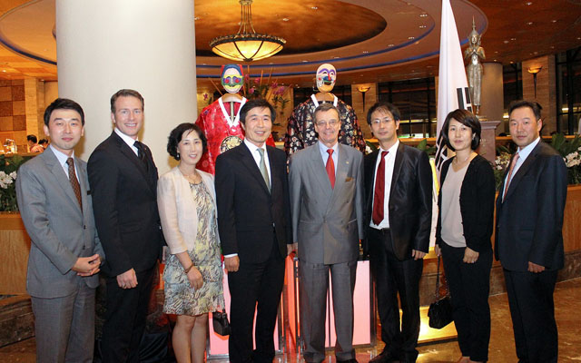 Korean Ambassadors