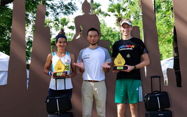 Overall Sukhothai Marathon