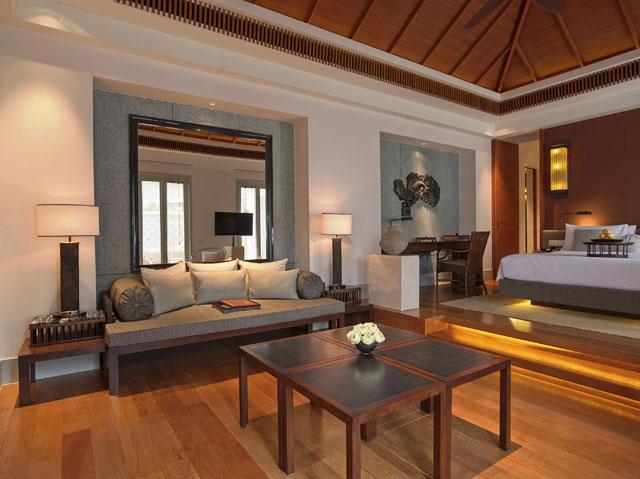 Regent Phuket Cape Panwa Interior