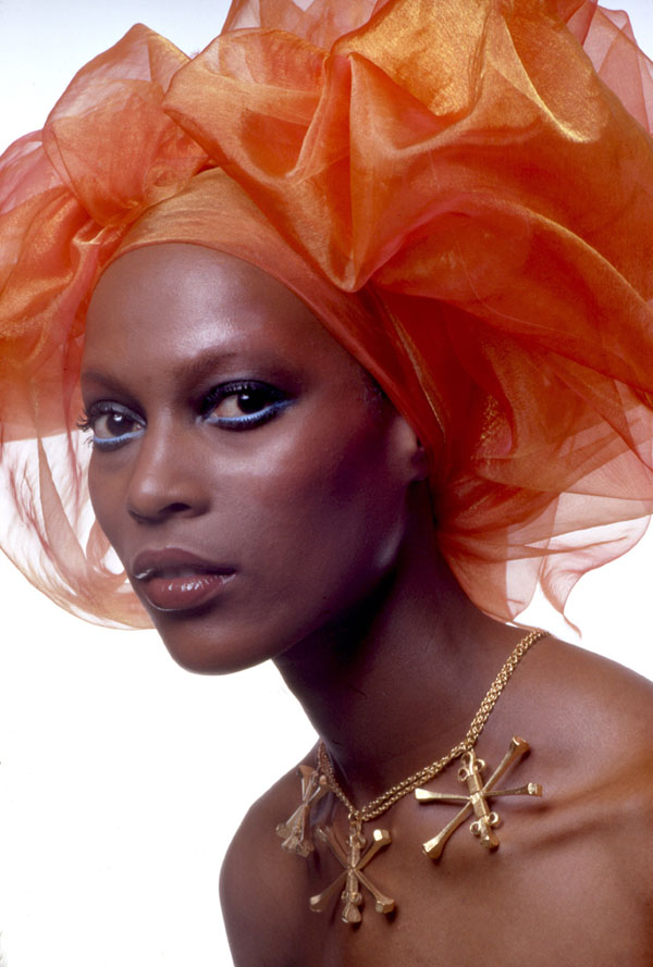 Naomi Sims Portrait