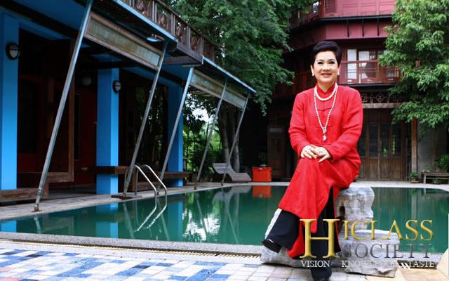 จิตรา ก่อนันทเกียรติ Thailand Diva 01