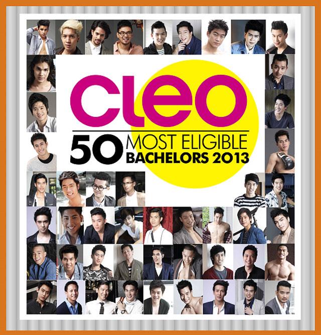 CLEO 50 Bachelors 2013