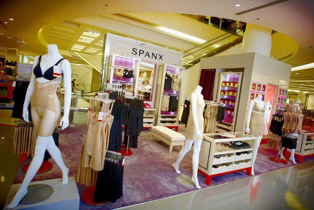 01 Spanx Shop Siam Paragon