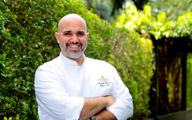 Chef Aurelien Poirot