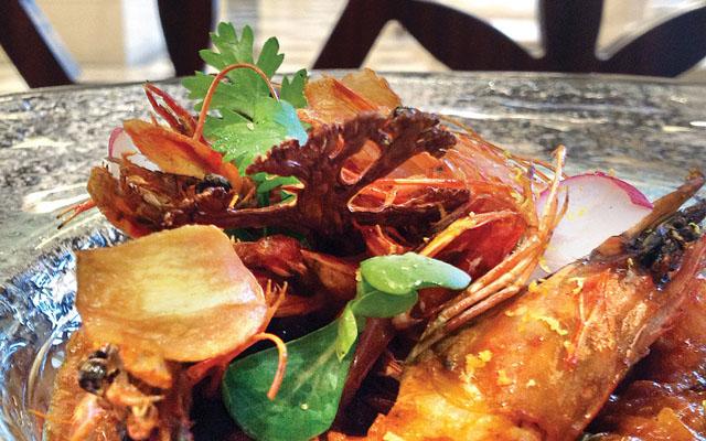 Shrimp Sayadiya