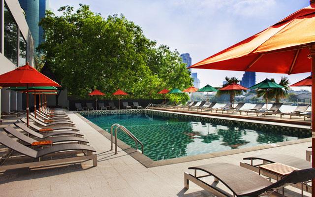 Terrace Pool 1