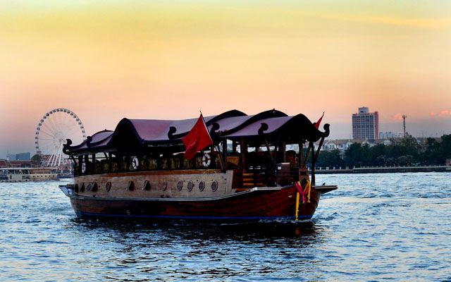 ARIV Sundowner Cruise