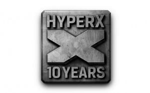 HyperX-10years-logo