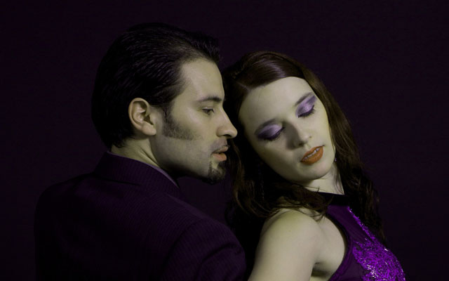 Julieta Biscione & Roberto Castillo Cover