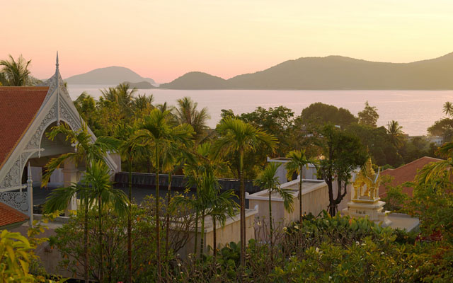 Regent Phuket Cape Panwa Twilight