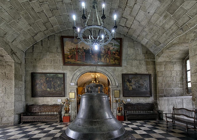 this-is-the-philippines-no89-san-agustin-church-bell-paul-w-sharpe-aka-wizard-of-wonders