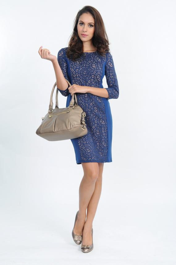 11 Anne Klein_DRESS THB 16,900 ,  BAG  THB 5,900