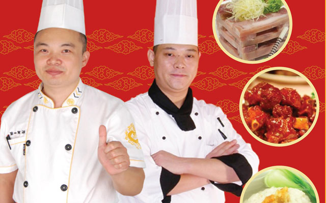 Chinese guest chefs at Cusine Unplugged