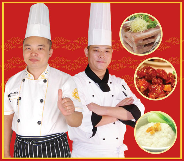 Chinese guest chefs at Cusine Unplugged2