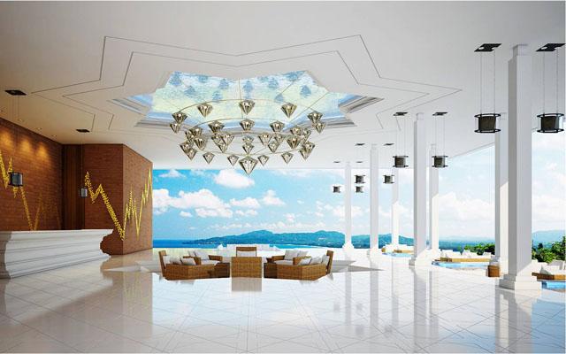 Lobby-sky