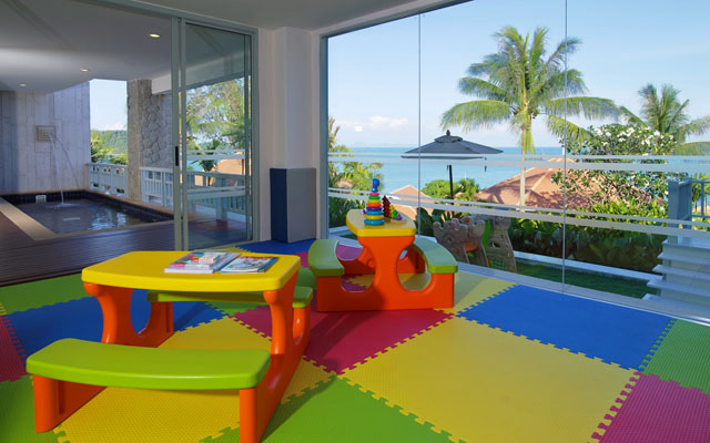 Regent Phuket Cape Panwa Children Club & Pool