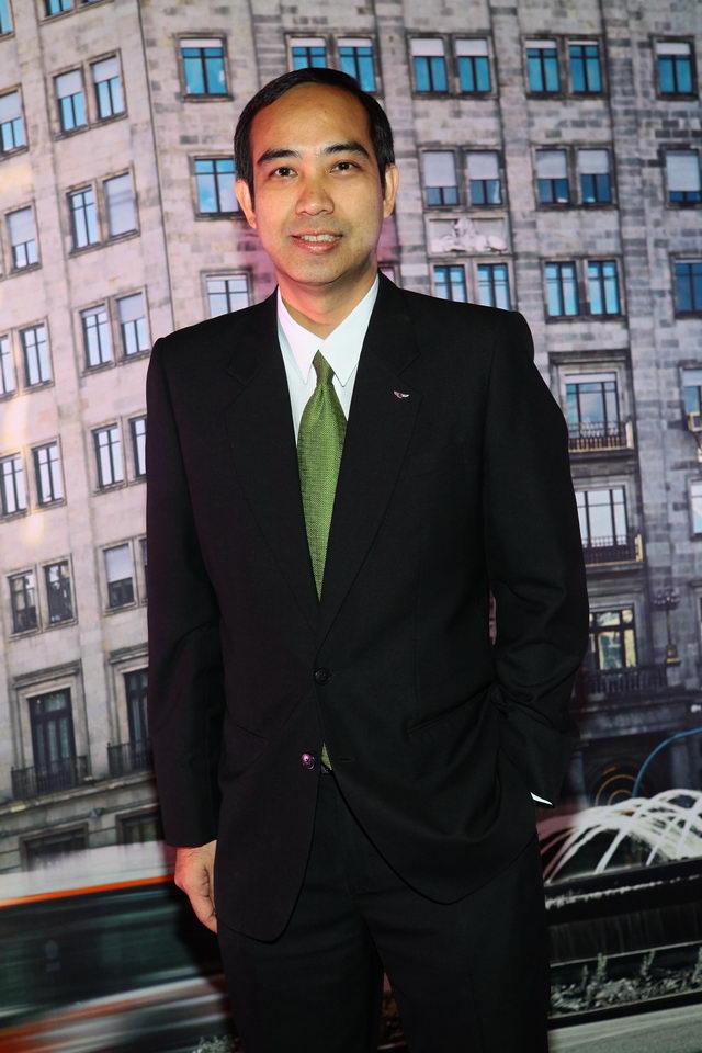 เอกราช นพเกตุ ผู้จัดการทั่วไป เบนท์ลี่ย์ ประเทศไทย บ. เอเอเอส ออโต้ เซอร์วิส