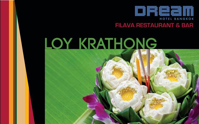 Loy Krathong - 15-17 Nov 2013