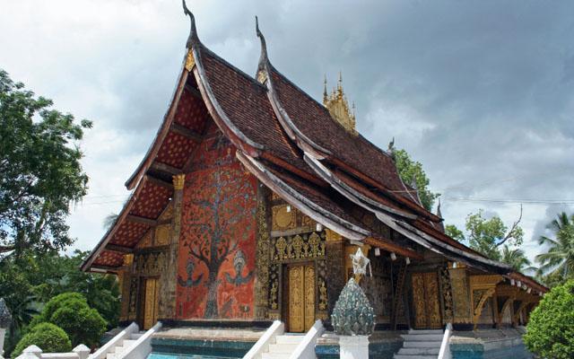Luang Prabang Temple cover