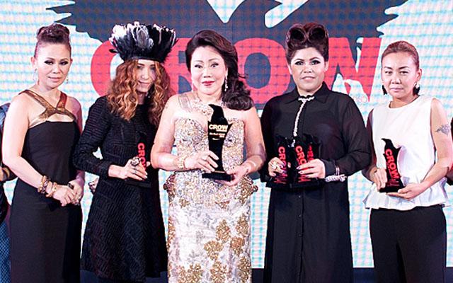 ศิรามน ศรีเขียว, หทัยเทพ ธีระธาดา กับ รางวัลบุคคลดีเด่นปี 2556