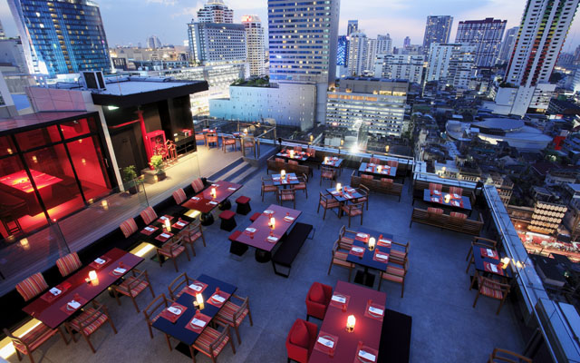 Centara Watergate Pavillion Hotel Bangkok - Chili Hip 7