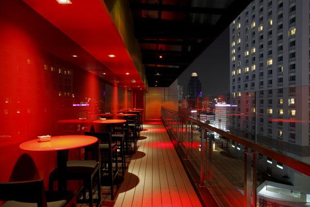 Centara Watergate Pavillion Hotel Bangkok - Chili Hip 9_1