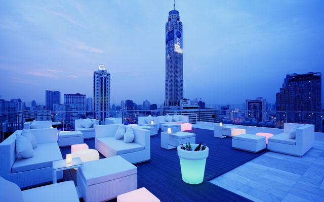 Centara Watergate Pavillion Hotel Bangkok - WALK
