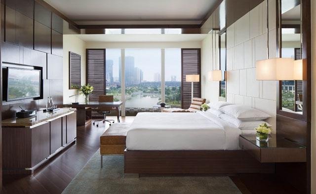 JW Marriott Hanoi - Deluxe King