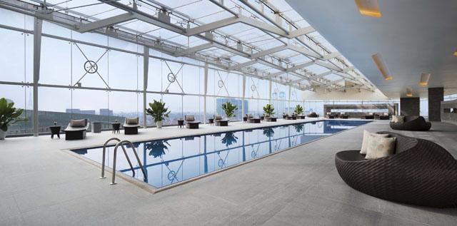 JW Marriott Hanoi - Swimming Pool