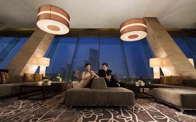 JW Marriott Hanoi - The Lounge