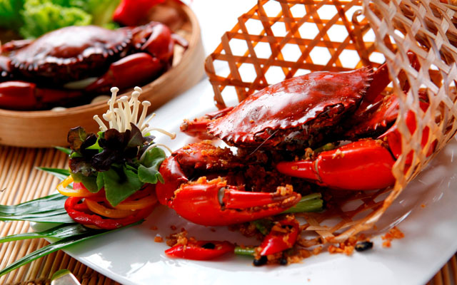 Authentic Chinese Seafood Selections