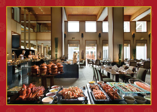 CNY Sunday Brunch_The Sukhothai Bangkok