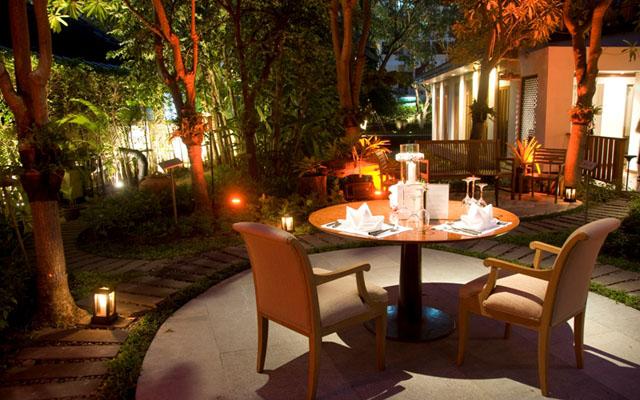 Celadon Herb Garden, The Sukhothai Bangkok
