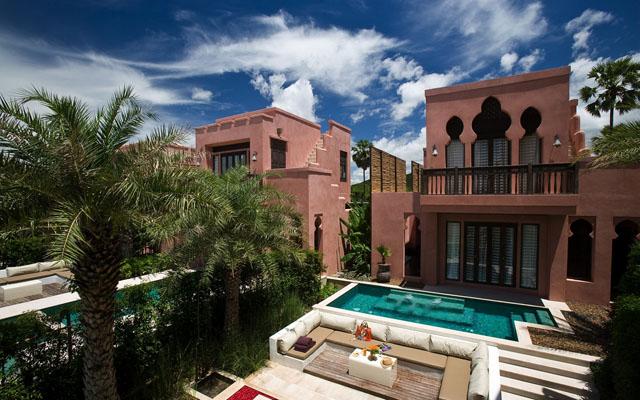 Villa Maroc-Pool Villa-Exterior 2