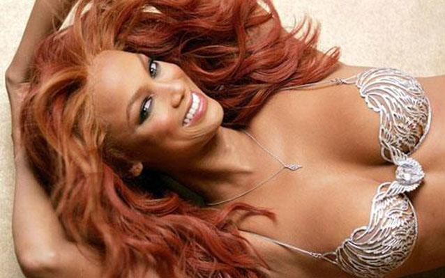 a jewel encrusted bra worth £1.5 MILLION by Victoria secret