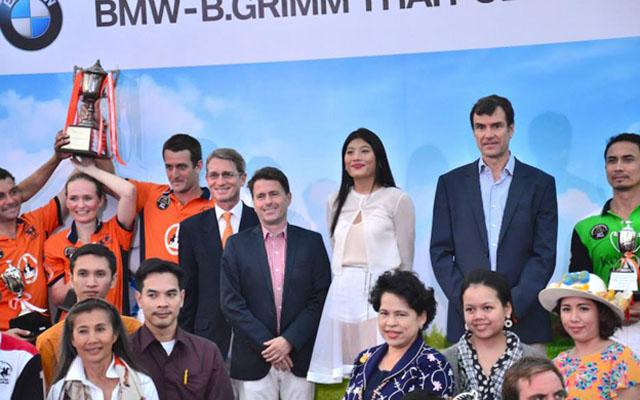 22. Thai Polo Open 2014, Halard Link