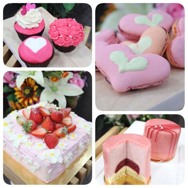 Valentine's sweets_Patisserie Masatomi