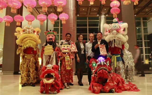 Welcome Chinese New Year at Pullman Bangkok King Power