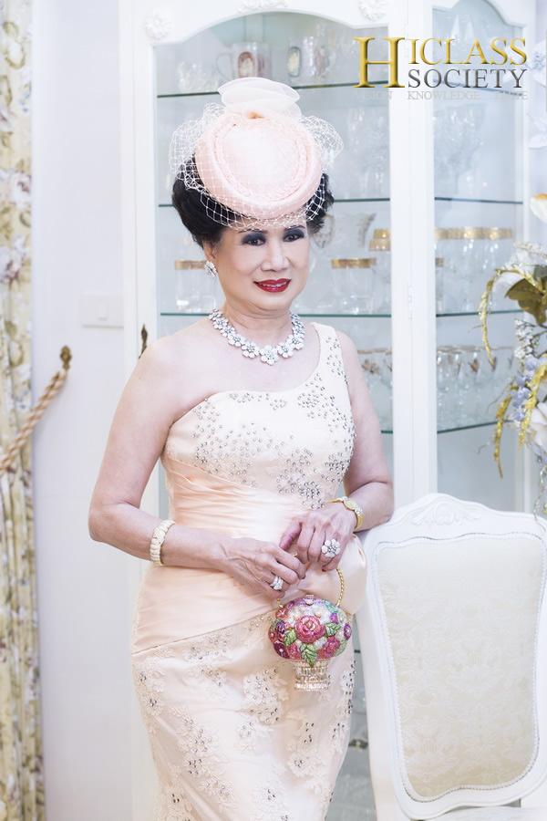 จรินทร์ สุมานนท์_Thailand Diva_Hi-Class Society