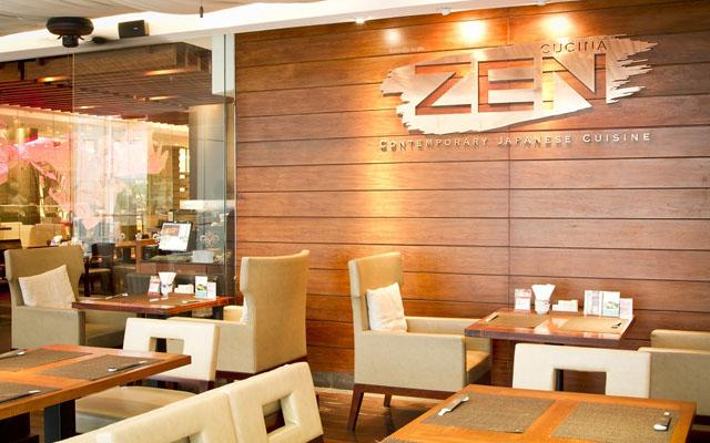 ร้าน CUCINA ZEN (ร้านในเครือZEN Group)